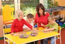 Kindergarten Suche