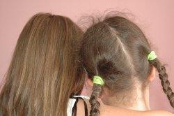 Lästiges Problem - Kopfläuse