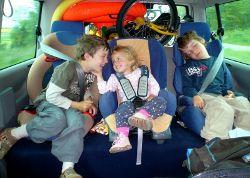 Stressfreie Reiseplanung mit Kindern