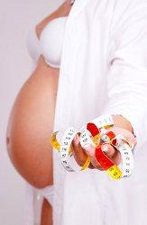 Wunschgewicht nach cer Schwangerschaft