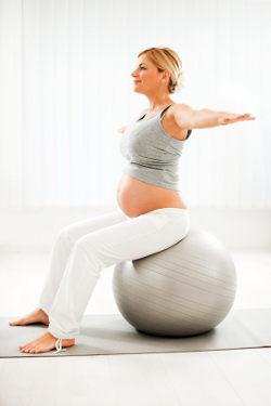 Wohlfühlen in der Schwangerschaft