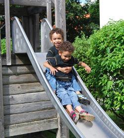 Garten kindgerecht gestalten